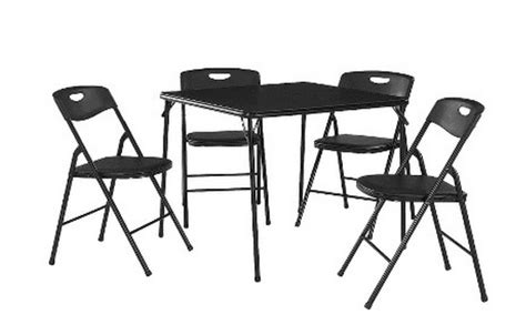 family dollar folding table target 5 folding chair and table set just 42 the