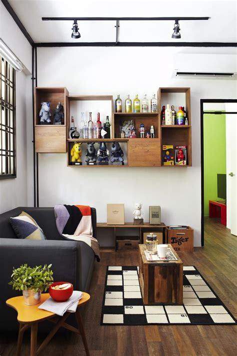 ideas  unique built  bookshelves home decor