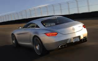 mercedes slr amg black series
