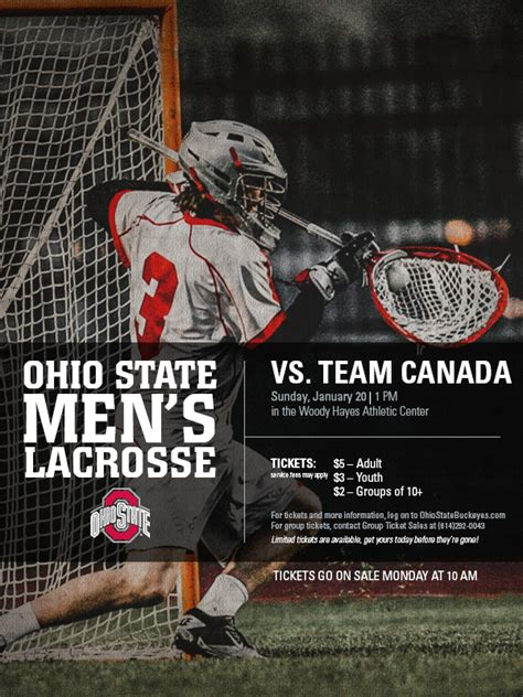 Ohio State Athletic Ticket Office by Ohiostatebuckeyes Ohio State To Team Canada In