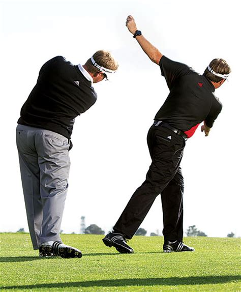 stack and tilt golf swing drills stack tilt revisited golf tips magazine