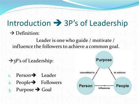 Leadership 3 In 1 M leadership 7 leadership lies presentation
