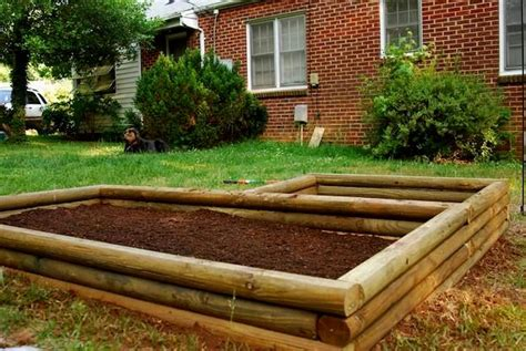 synthetic landscape timbers newest home lansdscaping ideas