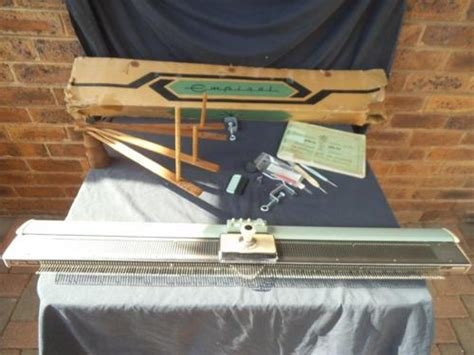 empisal knitting machine price other antiques collectables vintage empisal knitting