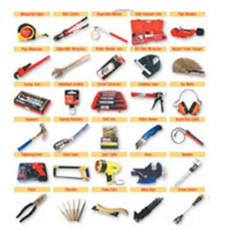 type of tools garage tools