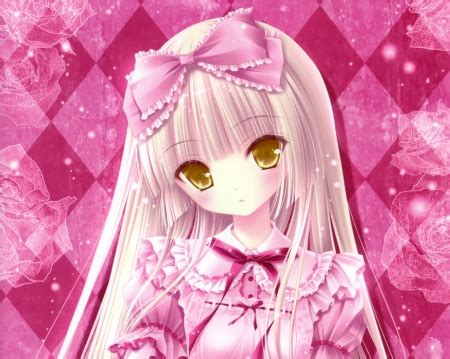 wallpaper anime pink pretty pink other anime background wallpapers on