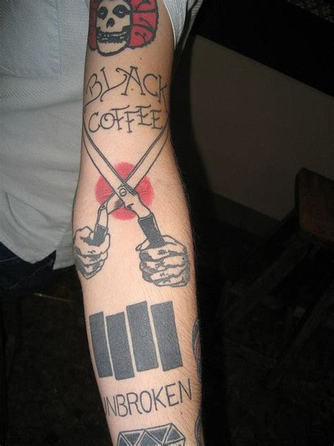 black flag tattoo 105 best tats and twos images on ideas
