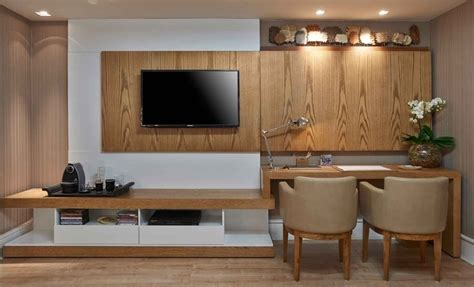 home office with tv home office no quarto com tv tvs tv units and living rooms