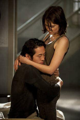 film ftv ojek bang jeck the walking dead season 4 lauren cohan and steven yeun