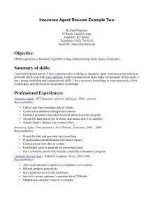 Lms Administrator Cover Letter by Insurance Resume Exles Resume Format Pdf Sle Insurance Resume