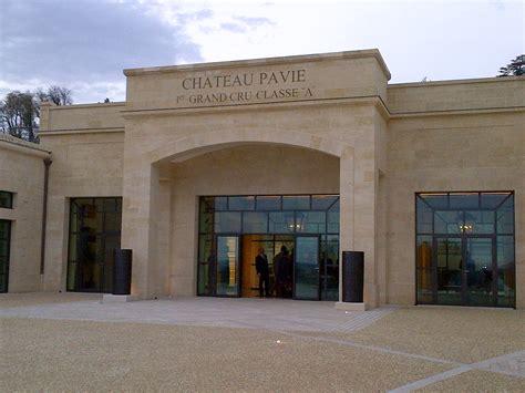 chateau pavie en primeur welcoming dinner at chateau pavie emilion