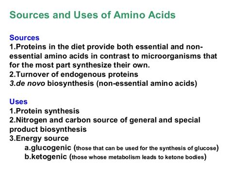 unusual sources of protein in cat and dog foods biochemistry amino acid oxidation