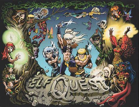 elfquest sonny s elfquest poster
