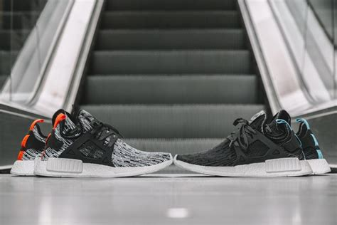 Adidas Ndm Xr1 Neighborhood Black release reminder for the adidas ndm xr1 glitch pack