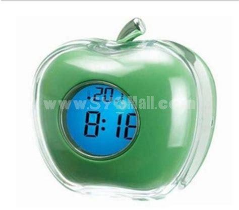 apple wallpaper clock apple design desktop digital talking alarm clock