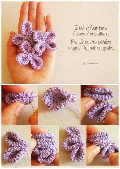 come fare uncinetto fiori fiori a uncinetto con petali amigurumi spiegazioni