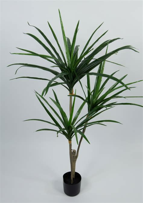 palme wohnzimmer dracena palme 120cm pf k 252 nstliche pflanzen palmen
