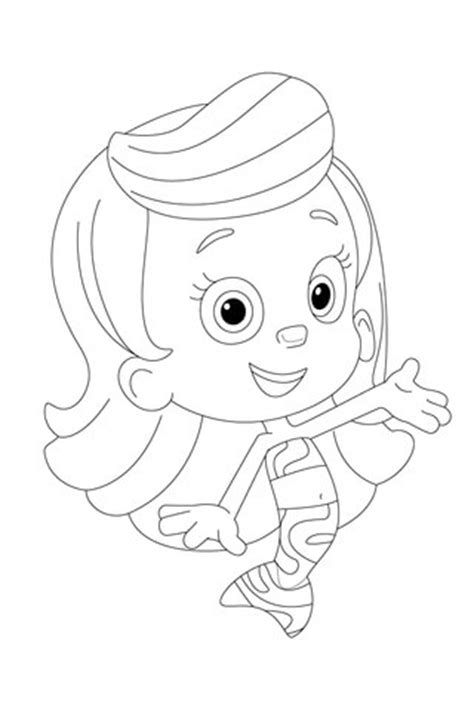 cute molly bubble guppies coloring pages hot girls wallpaper
