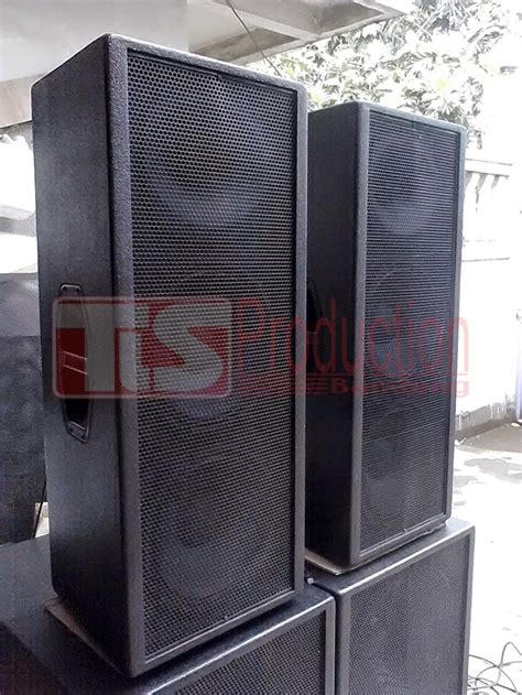 Speaker Aktif Murah Di Bandung tls production bandung speaker aktif with dsp