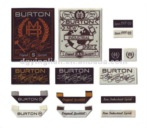 design garment label 14 best woven labels images on pinterest tags clothing