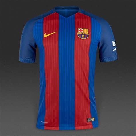 Polo Barca Blue 16 17 pro direct soccer barcelona football replica