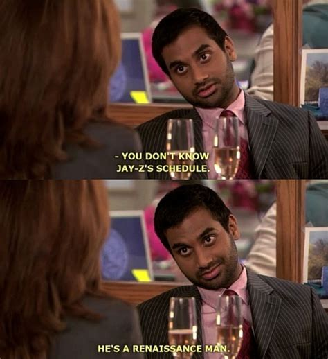 tom haverford parks and rec quotes quotesgram