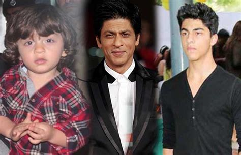 Shah Rukh Khan to launch sons Aryan and Abram in 'BOYHOOD ...