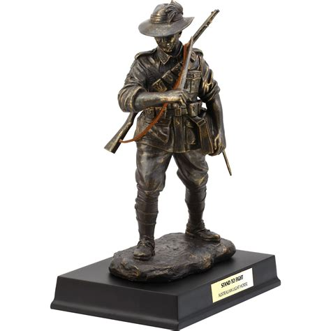 australia in the great war australian light horse figurines