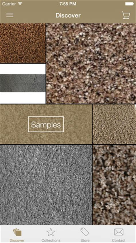 berkshire flooring launches ios app to help home depot shoppers order sles and see color