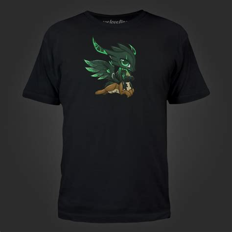 Outworld T Shirt Dota 2 valve store chibi outworld devourer