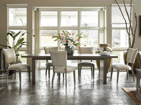 universal furniture dining room universal furniture curated tremont dining set uf552755set