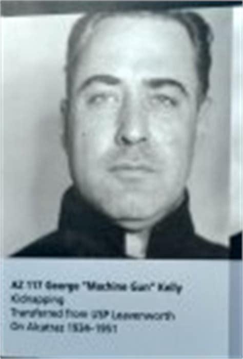 george machine gun the complete story of his books prisoners of alcatraz inmates al capone biography