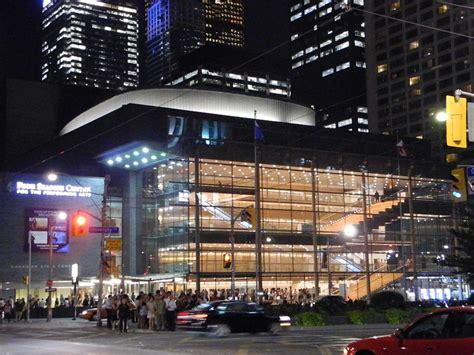Four Seasons Toronto Floor Plans toronto s architectural gems the four seasons centre
