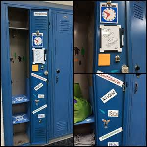 decorating lockers locker decorating is a thing the martha project