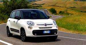 Fiat 500l Release Date 2015 Fiat 500l Redesign Changes And Release Date Future