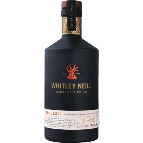 Handcrafted Gin - whitley neill handcrafted gin 0 7 l beowein mail order