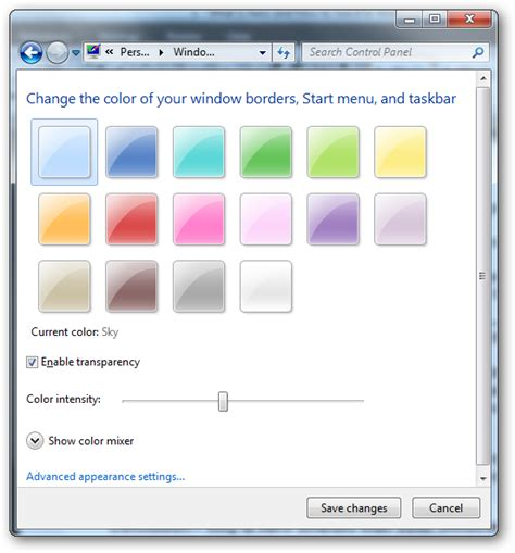 what is aero and how to use it in windows 7