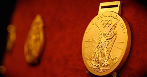 Money For Winning Gold Medal - here s how much an olympic gold medal really costs good money