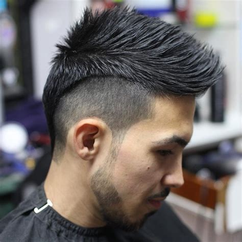 mens haircuts downtown minneapolis so sieht der irokesenschnitt modern aus 50 ideen f 252 r