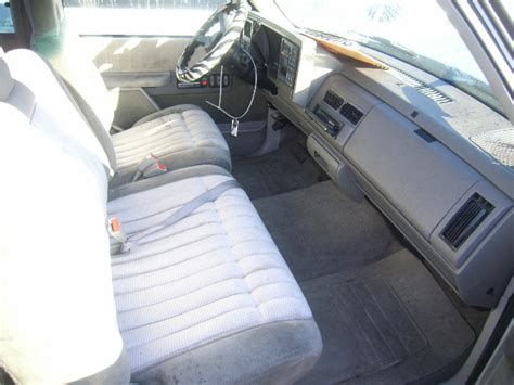 94 Chevy 1500 Interior by Used 1994 Chevrolet Silverado C1500 Cab 5 7l V8