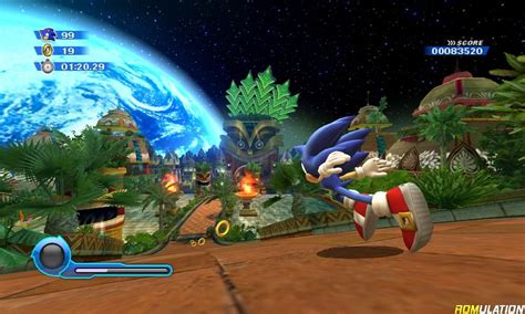 sonic colors wii sonic colors usa nintendo wii iso romulation