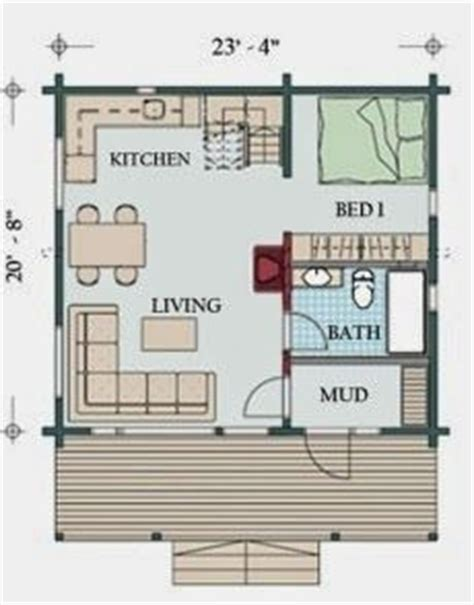 deluxe lofted barn cabin floor plan | these are photos of