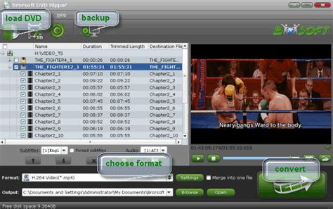 format menu dvd how to play bup ifo video playback tips