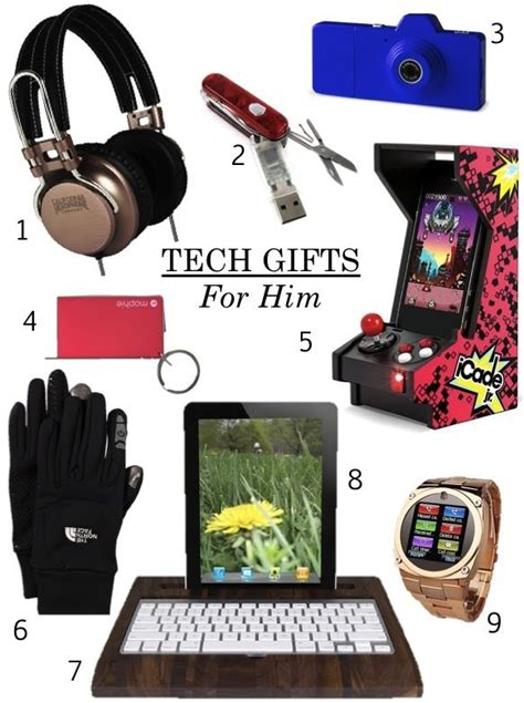 tech gadget gifts 25 best ideas about cool gifts for guys on pinterest