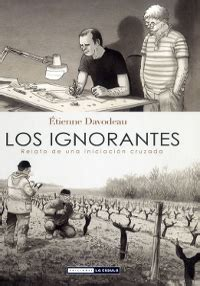 libro los ignorantes los ignorantes aula intercultural