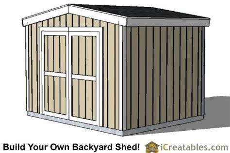 steel stud shed plans