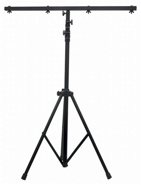 light stand 9 black tri pod light stand with cross bar e 132 low