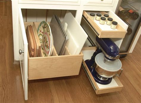 Kitchen Cabinet Organizers by Simple Brilliant Kitchen Cabinet Organizing Ideas My