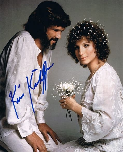 barbra streisand a star is born ending 74 best images about kris kristofferson on pinterest