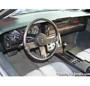 1989 IROC Z Camaro Dash